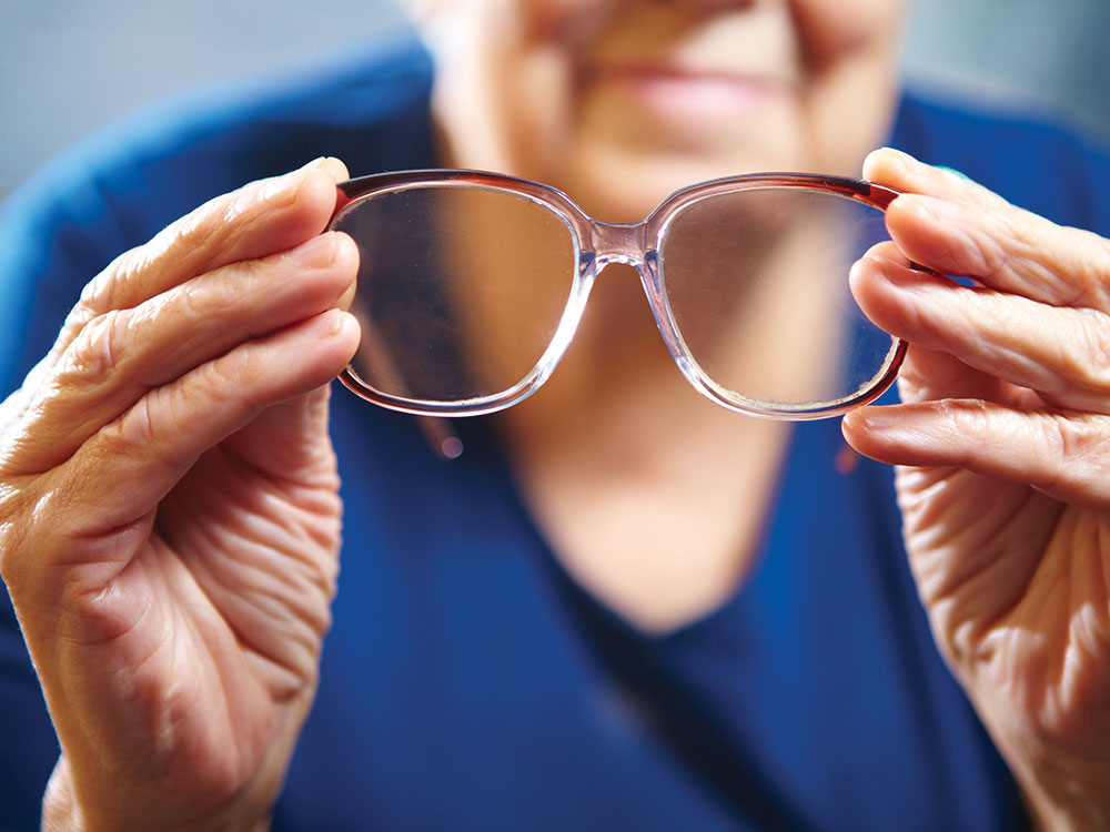 Home visits (Domiciliary Eyecare)